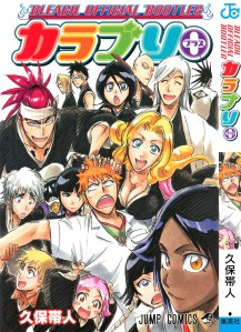 bleach bootleg