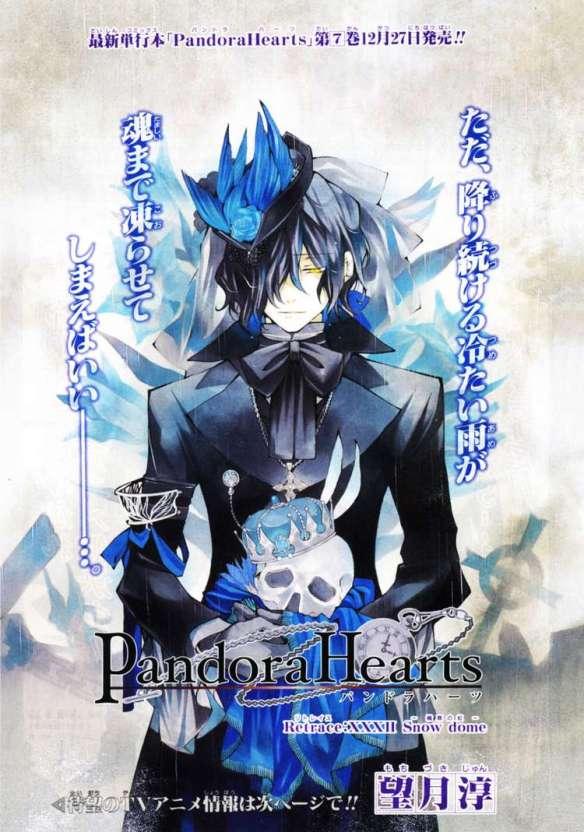 Gil from Pandora Hearts